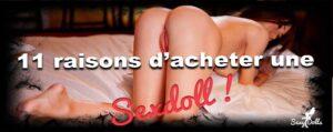 11 Raisons D'acheter Une Sexdoll Pas Cher