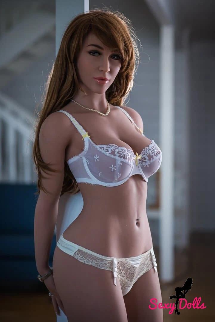 Sexdoll En Silicone Kim