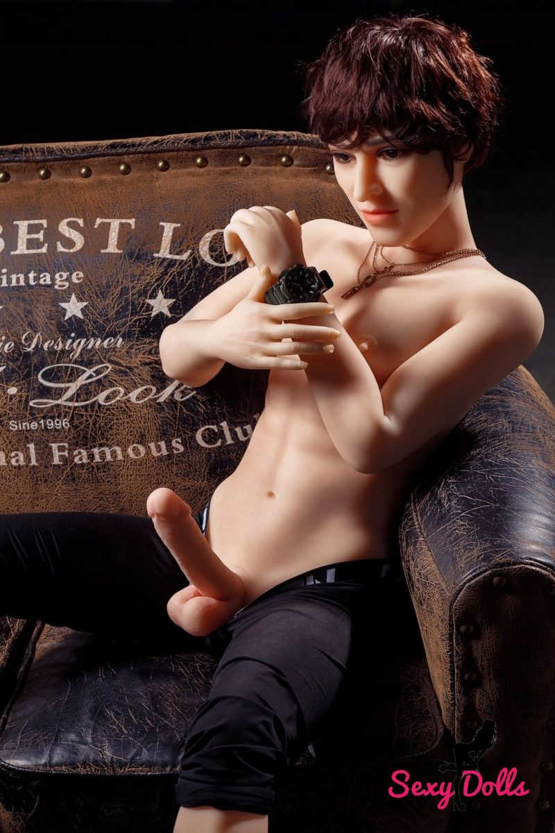 Sexdoll En Silicone Homme